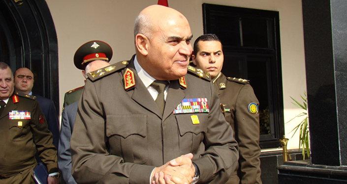 وزير الدفاع المصري الفريق أول صدقي صبحي