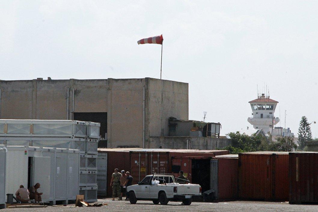 مركز المصالحة بقاعدة حميميم في سوريا