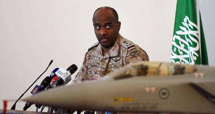 مستشار وزير الدفاع السعودي أحمد عسيري