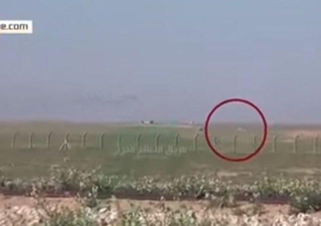 صواريخ كورنيت الروسية تبعثر سيارات داعش المفخخة فى العراق