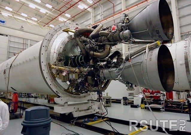 محرك نووي روسي