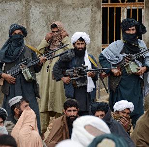 حركة طالبان الأفغانية