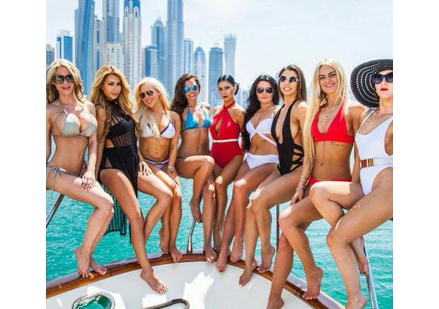 أولاد دبي الأغنياء