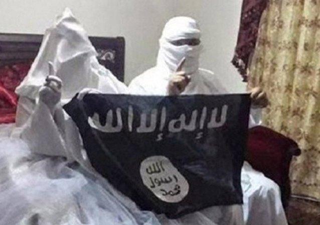 زواج داعش
