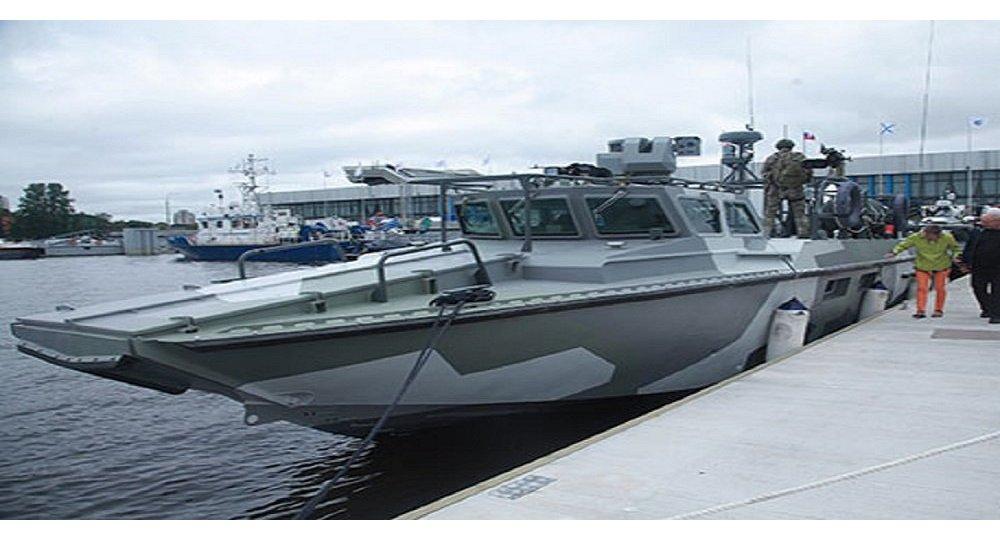 قوارب كلاشينكوف