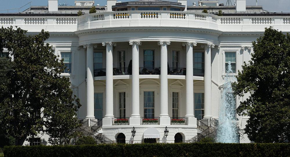 البيت الأبيض، واشنطن