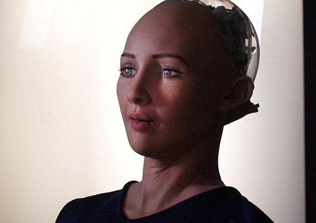 روبوت شبيه بالبشر