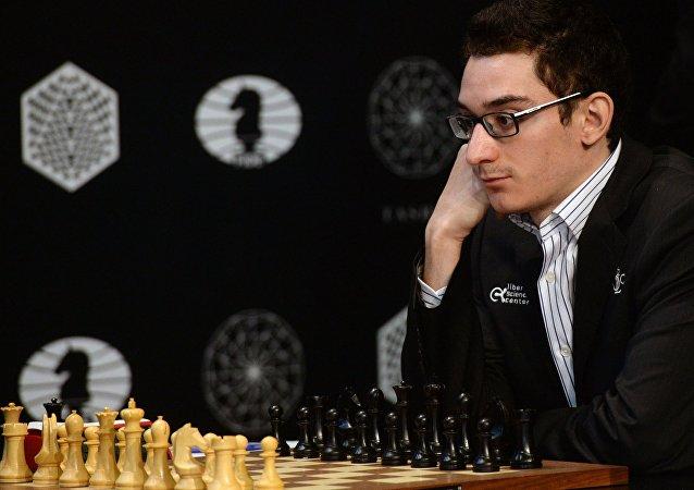 لاعب الشطرنج الأمريكي فابيانو كاروانا