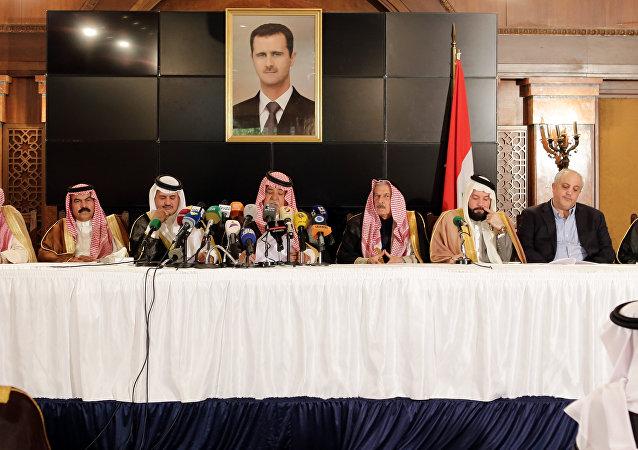 العشائر السورية