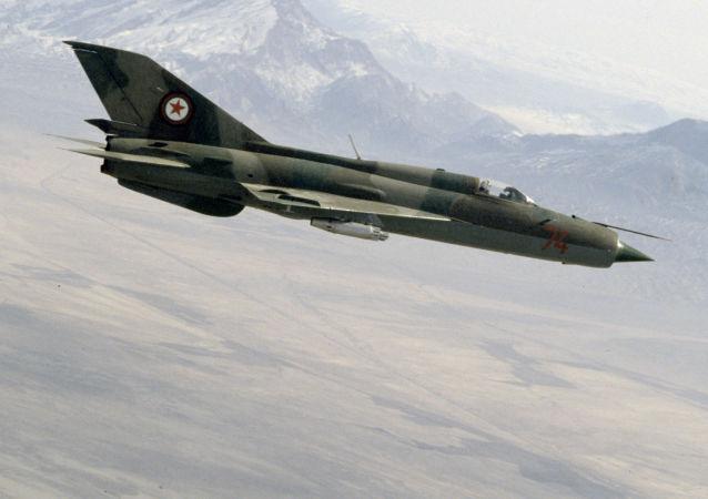مقاتلة ميغ-21 من صنع سوفيتي