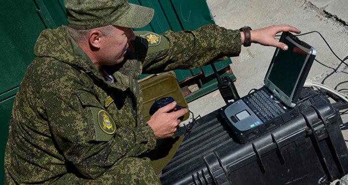تدريب قوات خاصة روسية