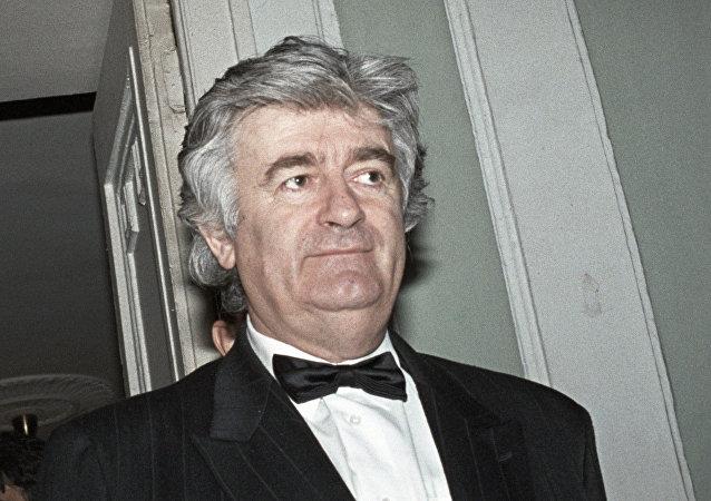 زعيم صرب البوسنة السابق رادوفان كاراديتش