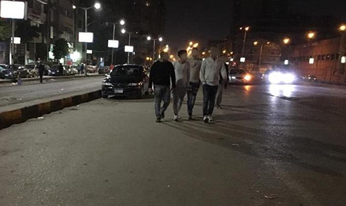 رجال الليل