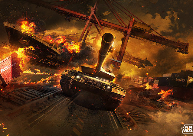 Armored Warfare: Armata Project