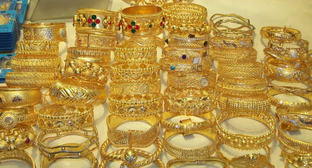 سوق الذهب.