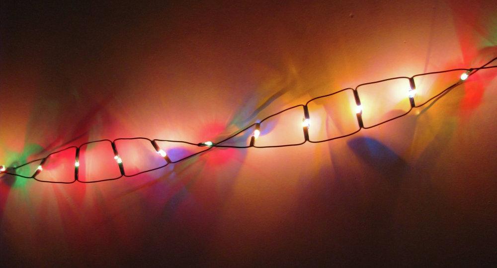 الجينات الوراثية للانسان