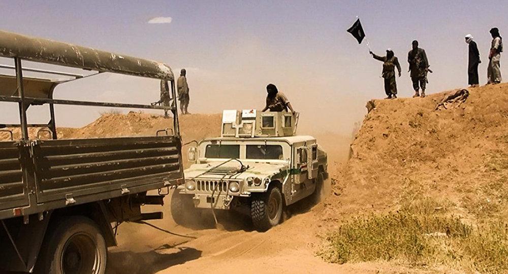 دير الزور. مقر قيادة داعش الجديد بديلا عن الرقة