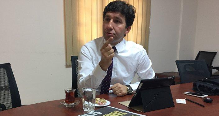 صحفي تركي ـ المدير الإقليمي لصجحيفة زمان بالشرق الأوسط
