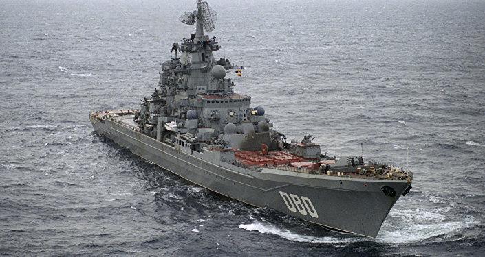 """مجلة: السفينة الروسية """"الأدميرال ناخيموف"""" الأقوى في العالم"""