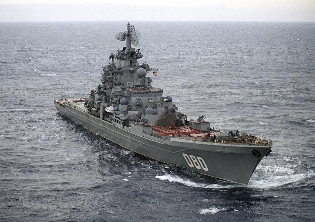 طراد الأميرال ناخيموف