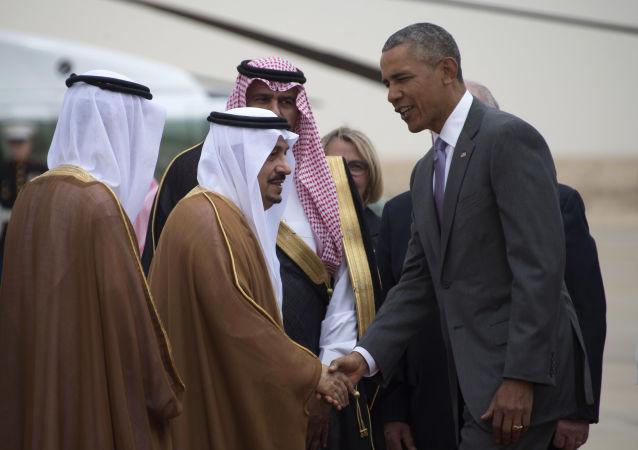 زيارة أوباما إلى السعودية