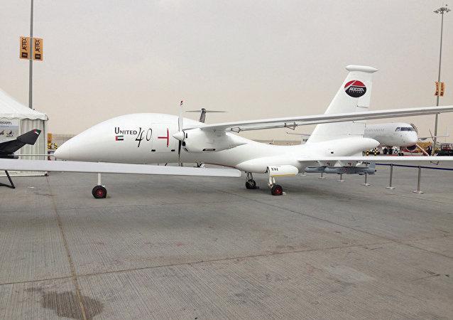 طائرة إماراتية بدون طيار من طراز اتحاد 40