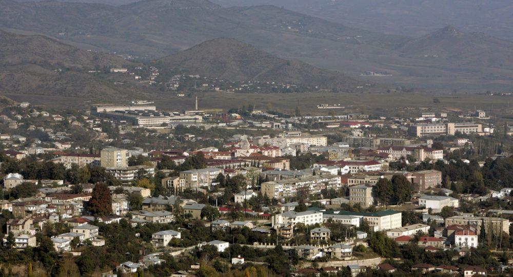 مدينة ستيباناكيرت عاصمة جمهورية قره باغ المعلنة من جانب واحد
