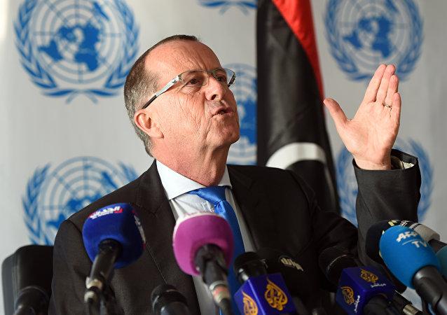 سفير الأمم المتحدة لدى ليبيا، مارتن كوبلر