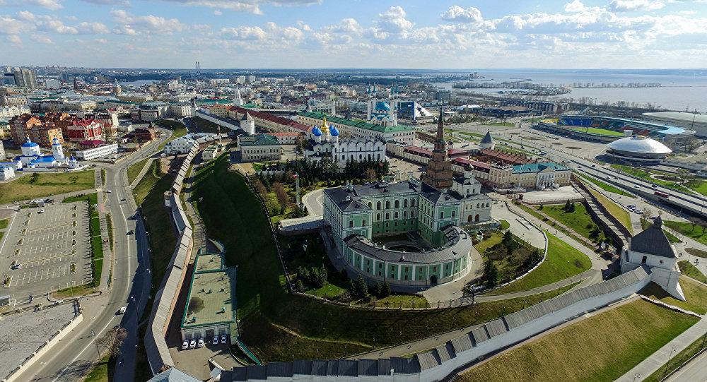 مدينة قازان الروسية
