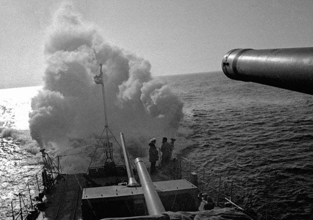 مدمرة أسطول البحر الأسود خلال الحرب العالمية الثانية (الحرب الوطنية العظمى)