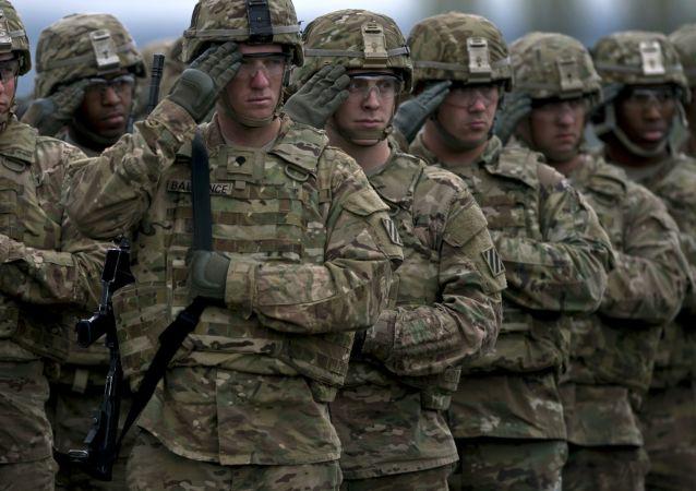 جنود أمريكيون في بلغاريا