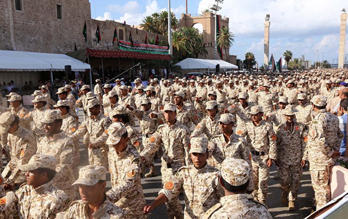 آمر القوات الخاصة في الجيش الليبي يصل إلى الجنوب