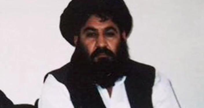 زعيم طالبان الملا منصور
