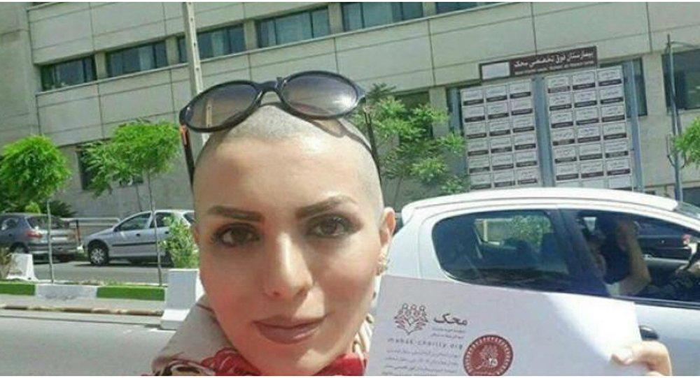 فتاة إيرانية