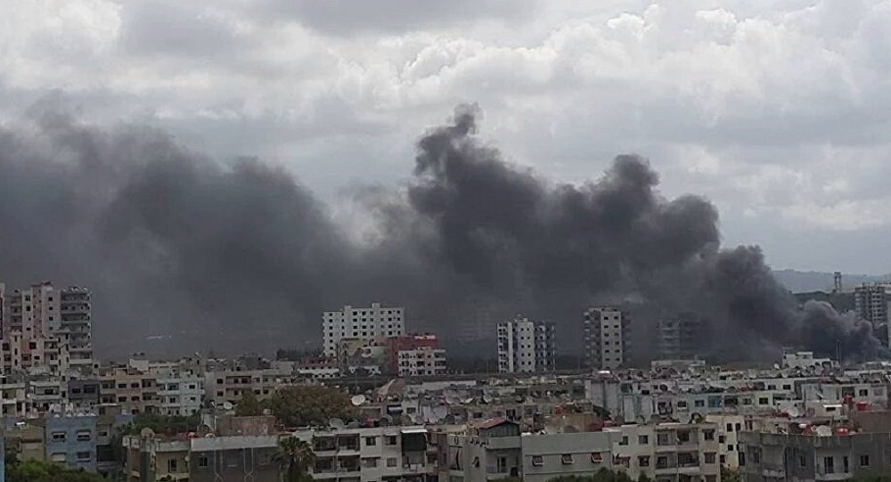 انفجارات في سوريا