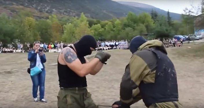 جنود القوات الخاصة الروسية