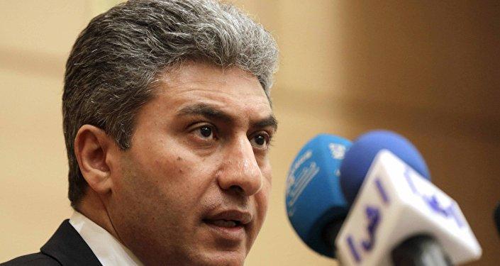 وزير الطيران المصري شريف فتحي