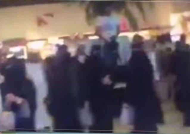 شاهد... فضيحة حفل طلابي مختلط فى الطائف بالسعودية
