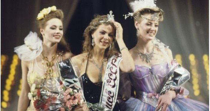 أول ملكة جمال فى تاريخ روسيا