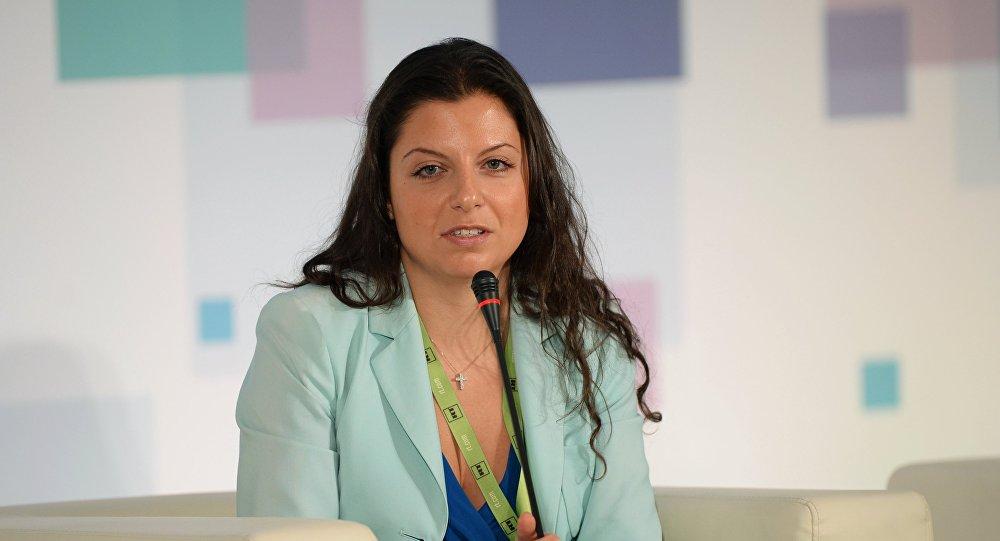 مارغاريتا سيمونيان
