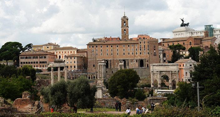 مدينة روما الإيطالية