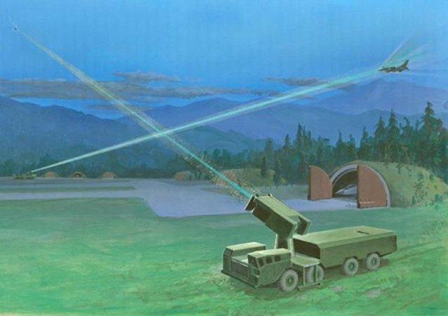 أسلحة الليزر الروسية المخيفة