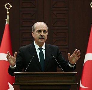 المتحدث باسم الحكومة التركية