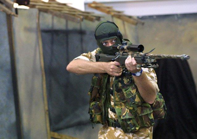 القوات الخاصة البريطانية