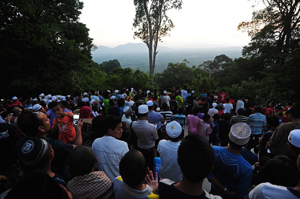رمضان في تايلاند