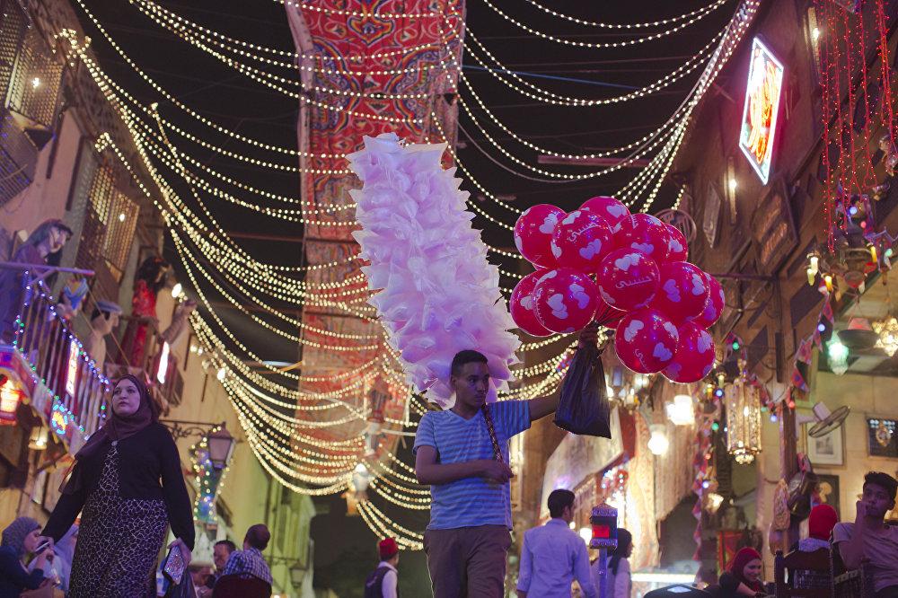 رمضان في مصر