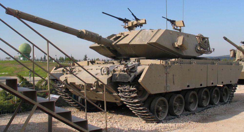 نسخة من دبابة إم60