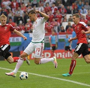 هنغاريا - النمسا