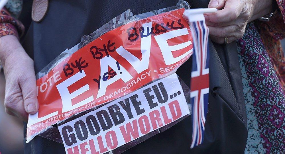 استفتاء خروج بريطانيا من الاتحاد الأوروبي