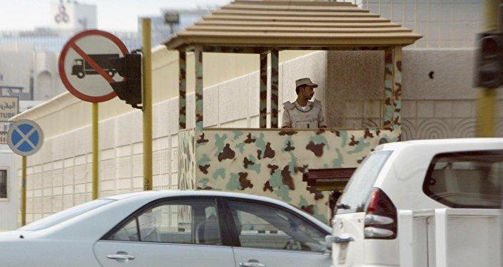 القنصلية الأمريكية في السعودية